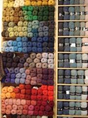 Yarn Wall