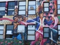 Ceasar Chavez School Mural