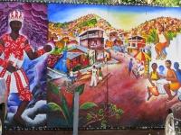 San Francisco Mission District Mural