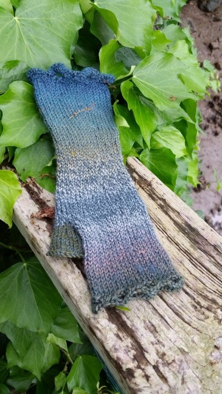 Spincycle Fingerless Gloves