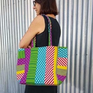 Basic Bag and Toni