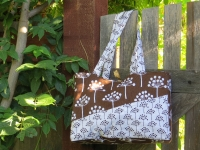 Cut and Sew Tote Bag | Lexie Barnes