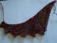 Hitchiker Scarf 6 points