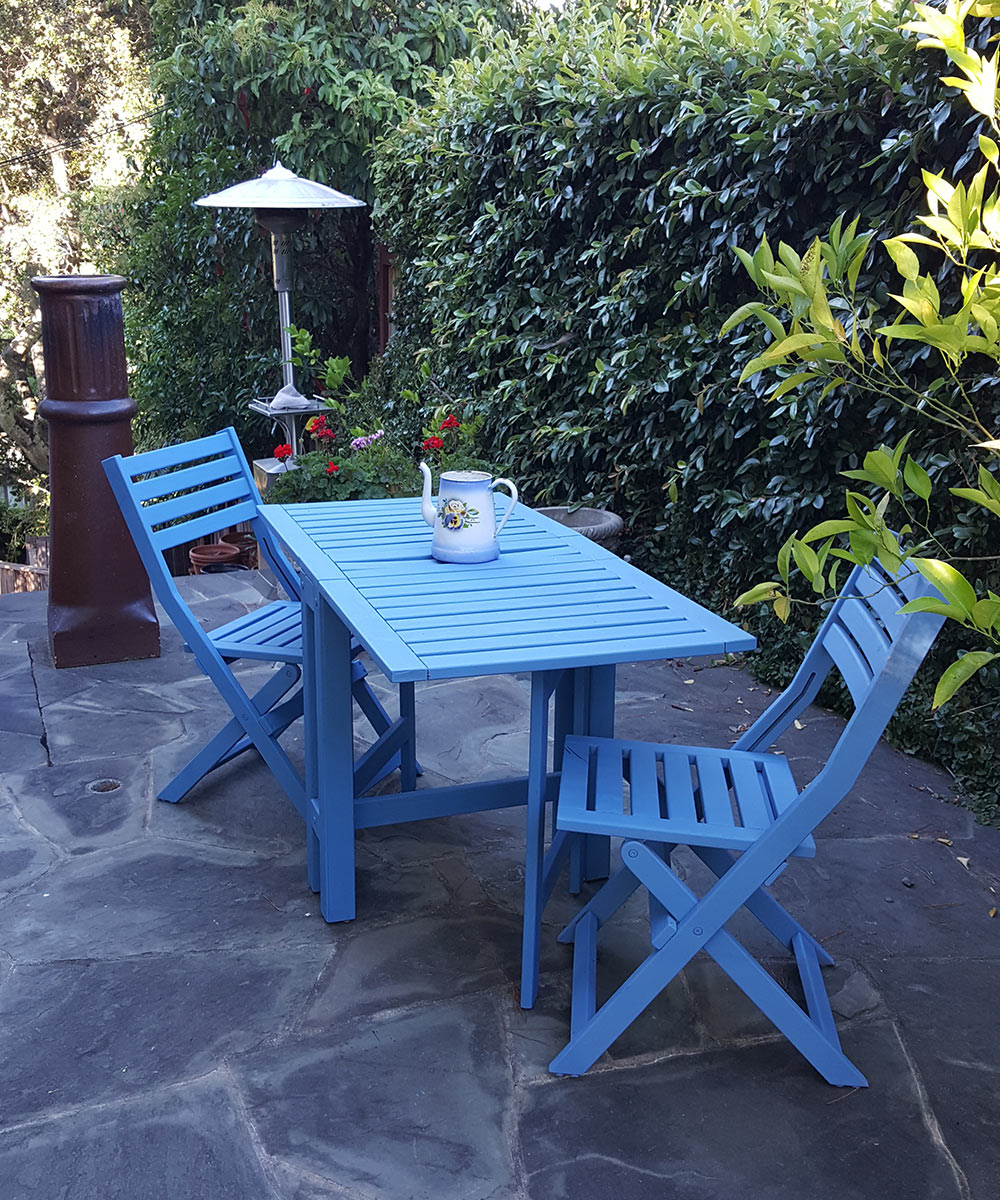 . Painting Outdoor Furniture with Annie Sloan Paints   toniCarr Designs